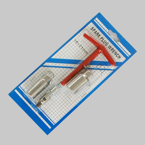 T-spark plug wrench